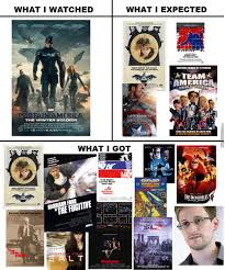 Winter Soldier Meme - my reaction after watching captain america the winter soldier by