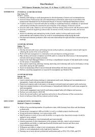 resume internal auditor cover letter internal auditor internal