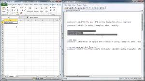 print to excel file saving stata estimation results to excel youtube