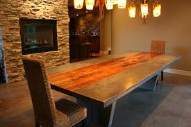 Dining Room Table With Leaf by Triangle Dining Room Table Dimensions Rustic Wooden Dining Room