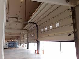 porte per capannoni portoni sezionali industriali giesse logistica