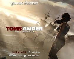 tomb raider a survivor is born wallpapers lara croft and what the art of the new tomb raider game tells us
