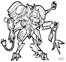 blackout coloring free printable coloring pages