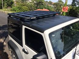 jeep comanche roof basket your roof rack jeepforum com
