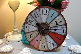 Ebay Cuckoo Clock Wall Clocks Ebay Small Colourful Wall Clock Wall Clock Living Room