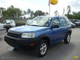 land rover freelander 2003 2003 monte carlo blue metallic land rover freelander s 19367616