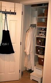 Closet Bathroom Combo Master BathCloset Combo Bathroom - Bathroom closet design