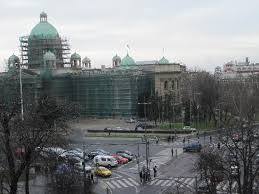 The Economic View From The The Economic Single Room Picture Of Mercure Belgrade Excelsior