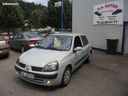 used renault clio 2 1 5 dci privilege your second hand cars ads
