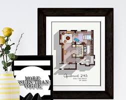 sex and the city floor plan friends tv show apartment floor plan friends tv show layout