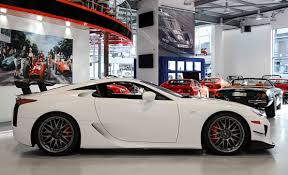 old lexus coupe used lexus lfa nurburging edition for sale in the uk is a steal at
