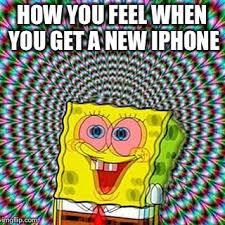 Psychedelic Meme - psychedelic spongebob imgflip