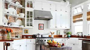 cottage kitchen backsplash ideas 10 best kitchen backsplash ideas coastal living