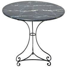 Oval Bistro Table Bistro Table Bistro Table With Oval White Marble Top