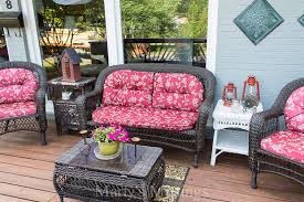 Decorating Decks And Patios Budget Decorating Ideas For The Deck