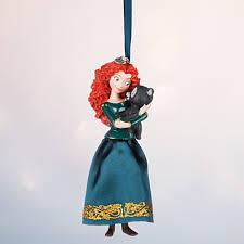 brave s merida ornament