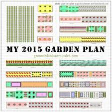 Planning A Backyard Garden by My 5 000 Sq Ft Vegetable Garden Plan Grounded U0026 Surrounded