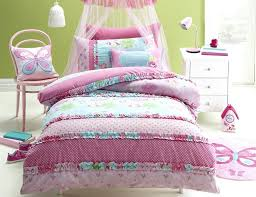 Beautiful Girls Bedding by China Supplier Bright Color Reactived Printed Children Duvet Cover