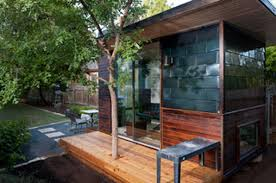 Prefab Backyard Cottage Why Your Home Office Should Be In The Backyard