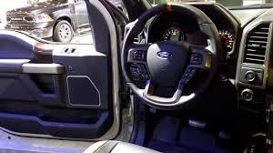 Ford Raptor Interior - 2017 ford f 150 raptor interior walkaround 2016 new york auto