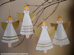diy christmas angel craft best ideas about angel crafts on