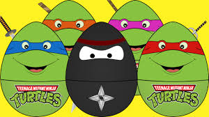 kids monster truck video ninja turtles surprise eggs for children monster trucks video
