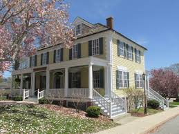 Two And A Half Men House by Benjamin Church House Bristol Rhode Island Wikipedia