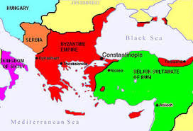 Byzantine Ottoman Byzantine Empire Timeline Timetoast Timelines