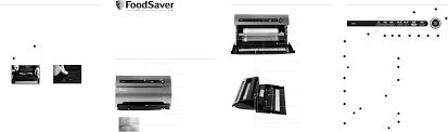 manual foodsaver foodsaver v3440 manual