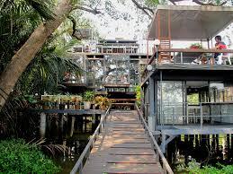 hotel review bangkok tree house indefinite adventure