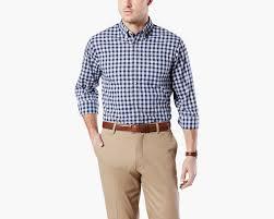 s dress shirts shop button up shirts for dockers