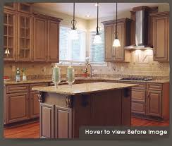 Enchanting Kitchen Cabinet Refacing Kitchen Cabinet Refacing - Kitchen cabinet refacing before and after photos