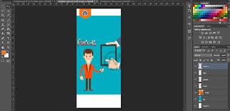 cara membuat desain x banner di photoshop cara membuat x banner dengan photoshop cs6 part 2 nuruddin desain