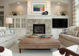 Living Room Fireplace Design by Best 25 Shelves Around Fireplace Ideas On Pinterest Craftsman