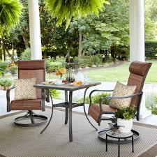 Kmart Jaclyn Smith Cora Patio Furniture by Patio Bistro Set Kmart Patio Outdoor Decoration