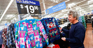 wal mart stocks up on sweaters