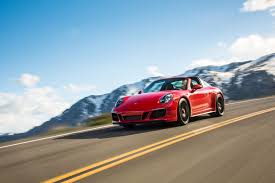 porsche targa 2018 more boost more power we drive the 2018 porsche 911 gts video