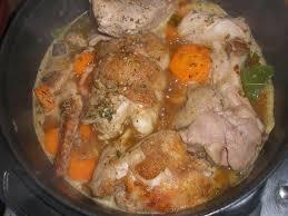 cuisine lapin au vin blanc lapin au vin blanc nourrir corps et esprit avec kalinka