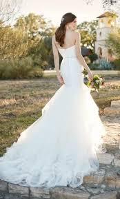 australia wedding dress essense of australia d2027 800 size 8 un altered