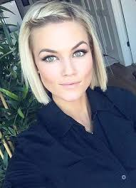 pintrest short haistyles for thin hair 55 short hairstyles for women with thin hair straight bob fine