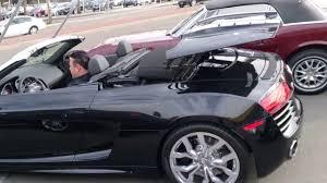 Audi R8 Rental - 2014 audi r8 spyder for rent los angeles youtube