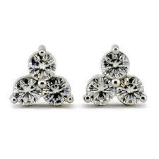 moissanite earrings moissanite earrings how to buy moissanite earrings