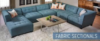 Fabric Sectional Sofas Fabric Sectional Sofas Haynes Furniture Virginia S Furniture Store
