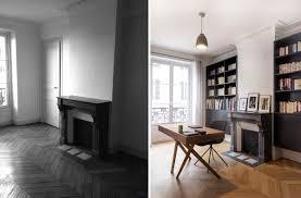 Appartement Haussmannien Deco Appartement 4 Pièces 100 M2 Paris