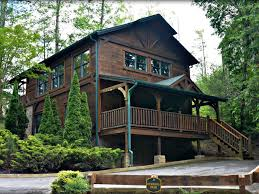 evening star mountain cabin in the heart homeaway gatlinburg