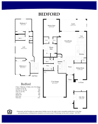 Barrington Floor Plan by Barrington Cove Naples Florida Real Estate