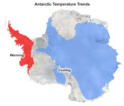 Climate Map Of The World by Climate Models Overheat Antarctica New Study Finds Ucar