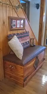 How To Make A Toy Chest Cushion by Best 25 Cedar Chest Redo Ideas On Pinterest Refinish Hope Chest