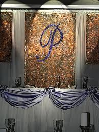 wedding backdrop monogram 13 best wedding ideas images on curtains decorations