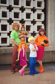 Cute Family Halloween Costume Ideas Best 25 Scooby Doo Costumes Ideas On Pinterest Velma Costume